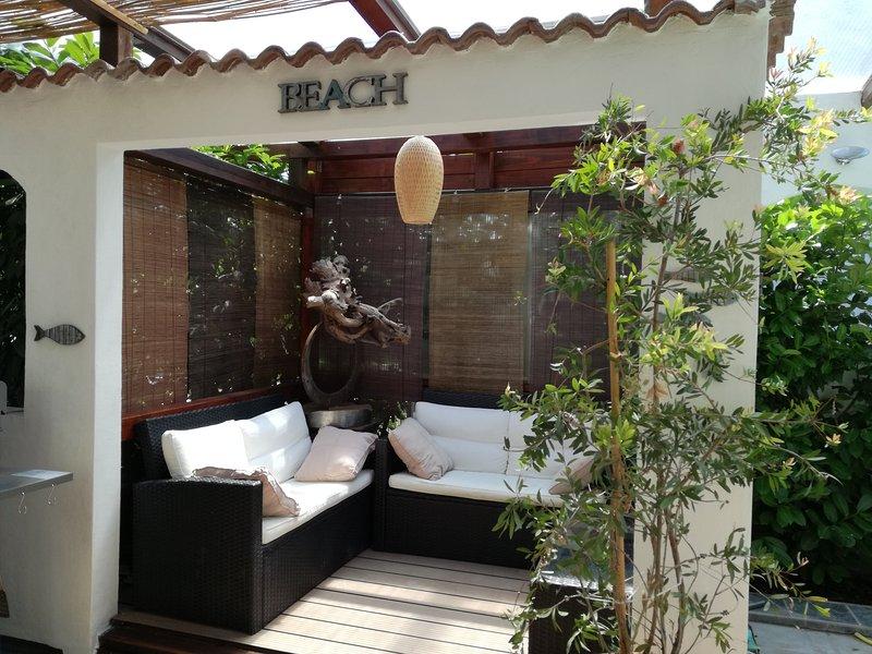 The Lounge-Area