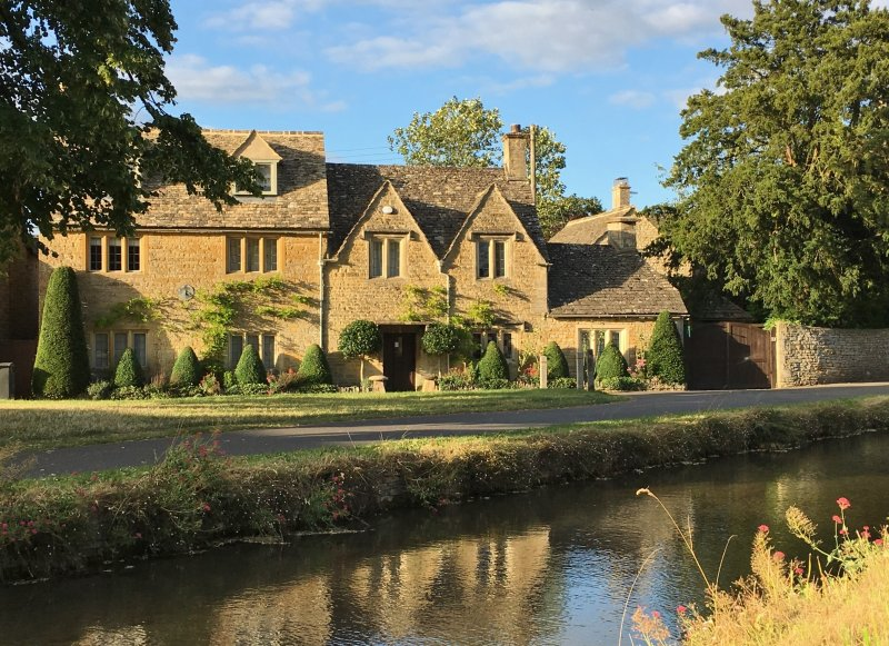 River Cottage, Lower Slaughter, The Cotswolds