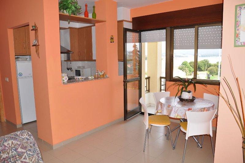 Apartamentos O grove, holiday rental in O Grove