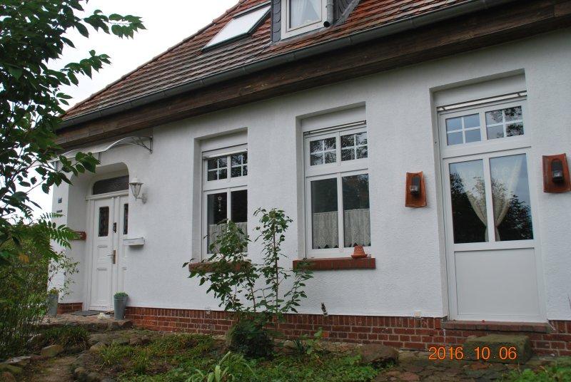 Alte Schule Klein Apenburg, Ferienwohnung Nr. 1, location de vacances à Winterfeld