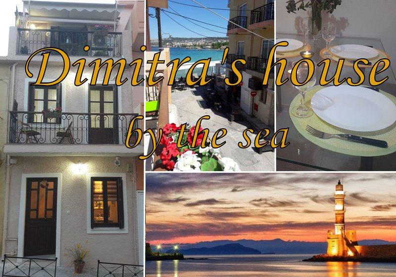 Dimitra's house