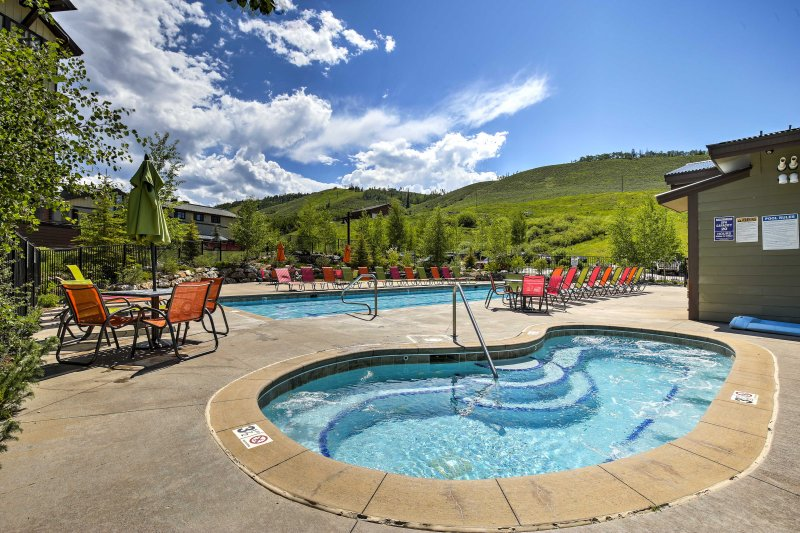 Take vacation to Granby Ranch and stay at this 3-bedroom vacation rental condo!