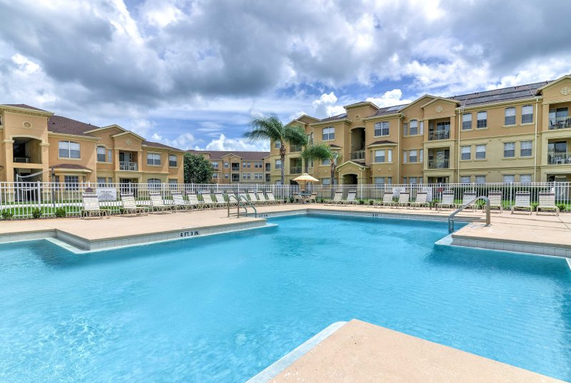 Book your Disney-area escape to this lovely resort style condo complex!