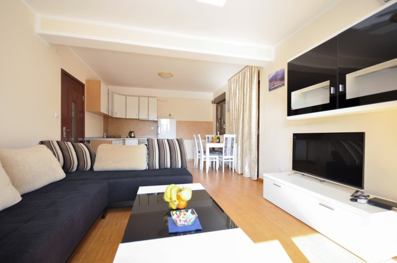 Two-badroom Apartment 8 Lux, holiday rental in Lapcici