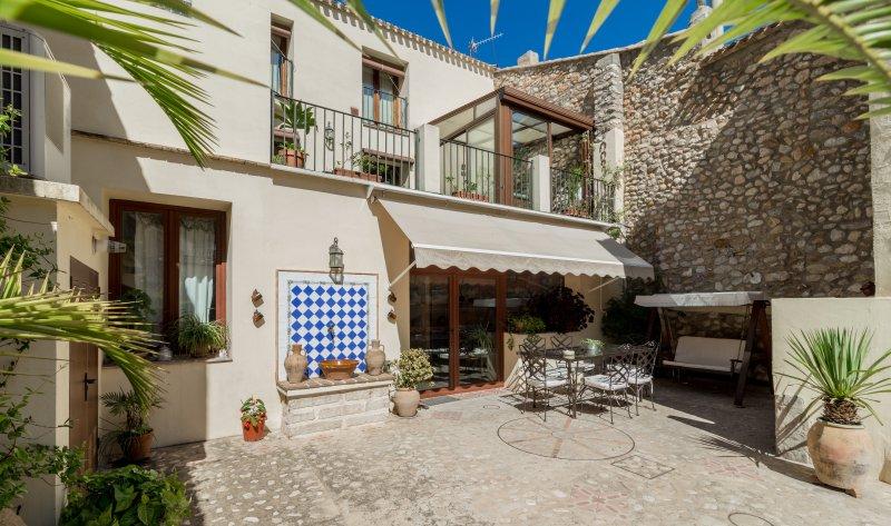 Casa Rural El Llaurador, vacation rental in Elche