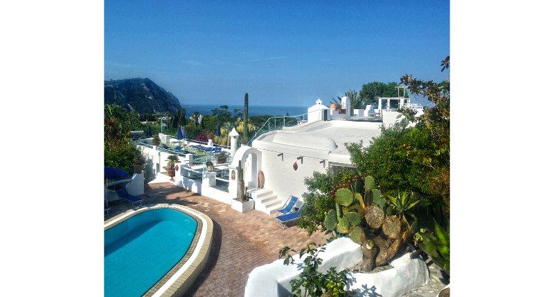 Domus, Mediterranean Apartment, location de vacances à Forio