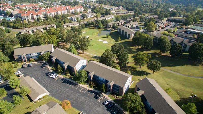 Aerial View,Fence,Hedge,Parking,Parking Lot
