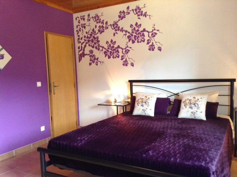 King size bed tweepersoonskamer