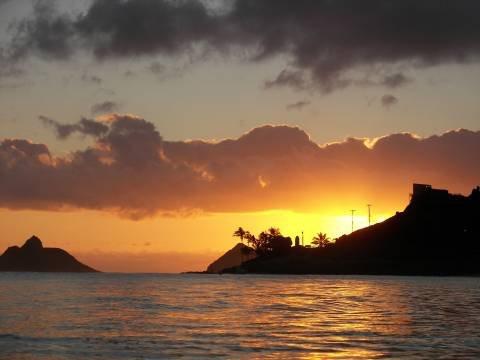 Amazing sunrises and sunsets