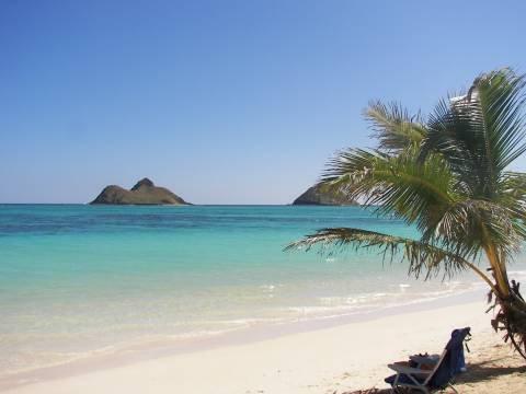 Beautiful Kailua beach