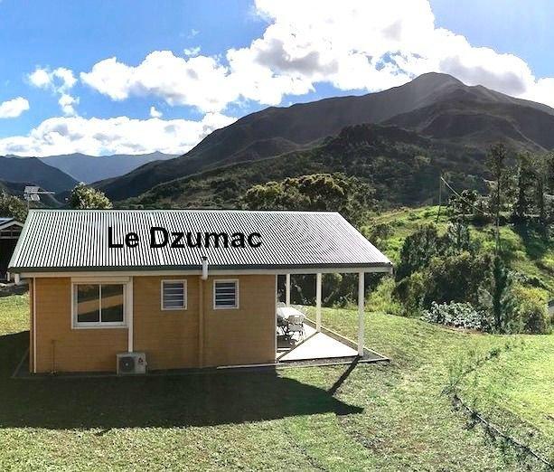 Gite Le Panoramique - Chalet 'Le Dzumac', casa vacanza a Nuova Caledonia