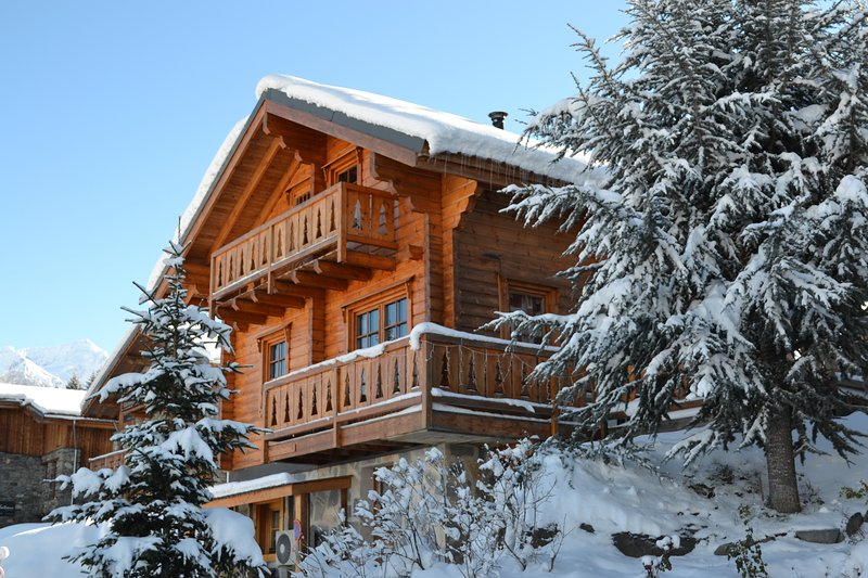 Chalet Les Sorbiers, 4 bedrooms Les Coches, holiday rental in Les Coches