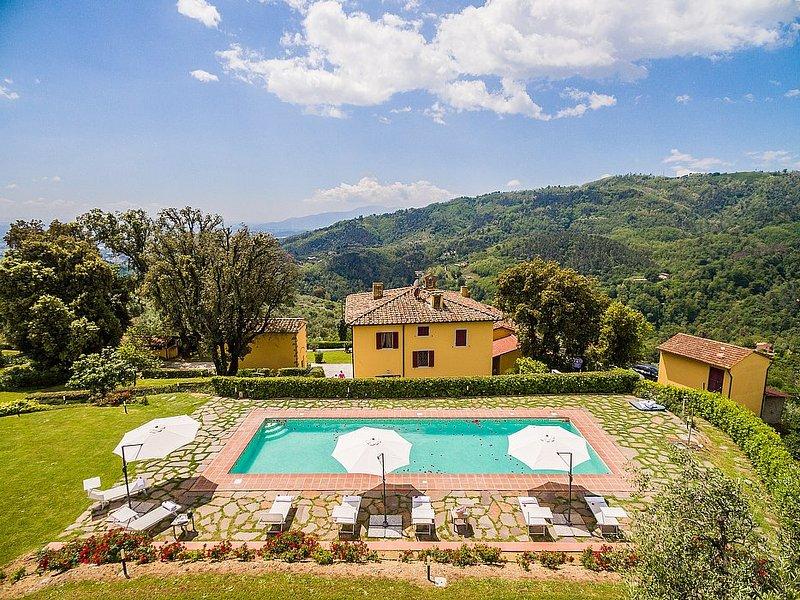 Villa Splendente, location de vacances à Colle di Buggiano