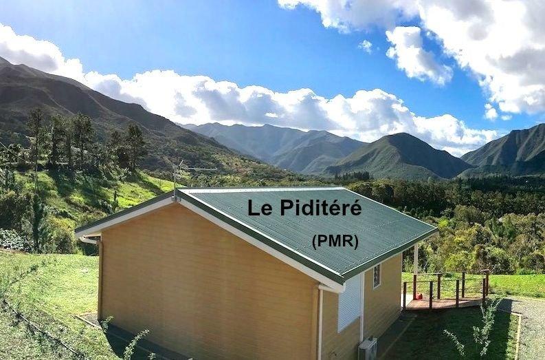 Gite Le Panoramique - Chalet 'Le Piditéré', casa vacanza a Nuova Caledonia