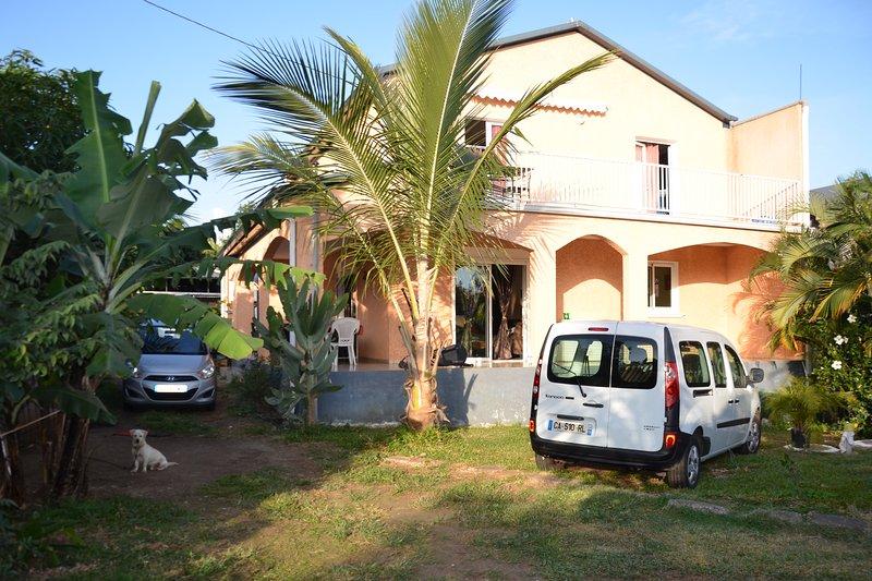CHEZ CHOUCHOU CHAMBRES D'HÖTES, location de vacances à Le Ouaki