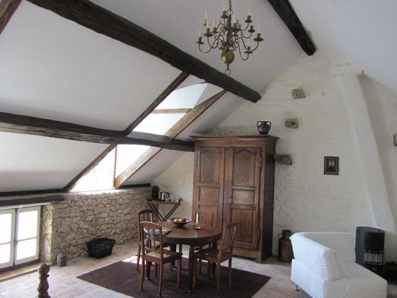 chambre d'hôte avec entrée privée et terrasse