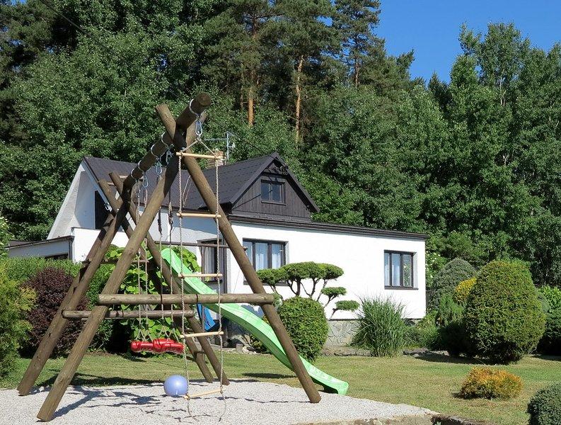 Vila Verunka, holiday rental in Pilsen Region