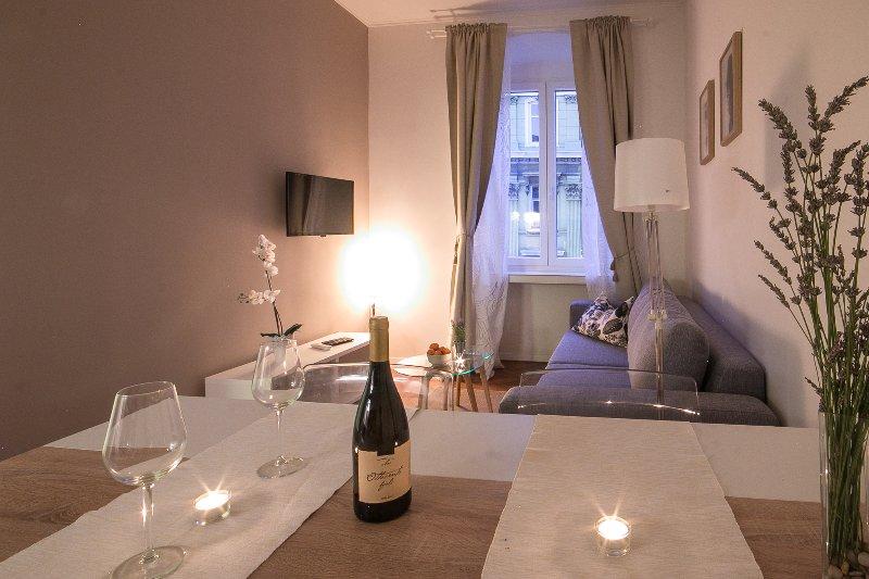 Beautiful modern and stylish apartment Bella Fiume 1, location de vacances à Rijeka