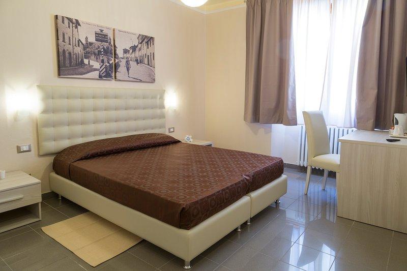 matromoniale Room