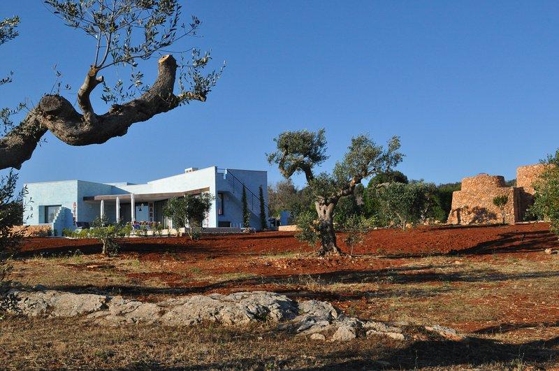 Villa Lumière, location de vacances à Collepasso