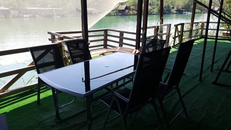 Ada Bojana Riverhouse, holiday rental in Donji Stoj