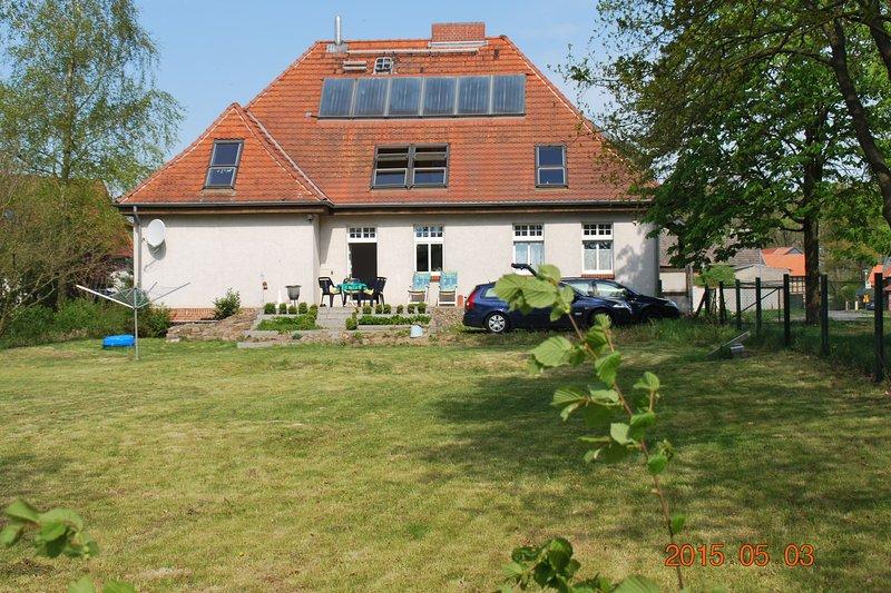 Alte Schule Klein Apenburg, Ferienwohnung Nr. 2, holiday rental in Winterfeld