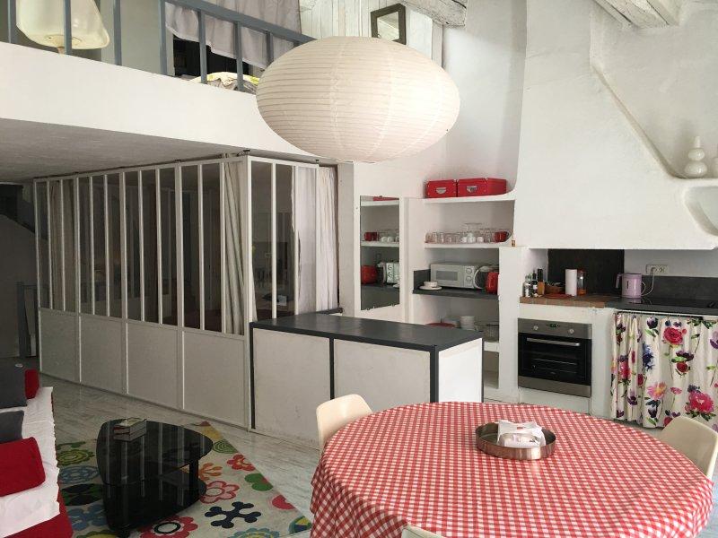 Loft/Atelier d'artiste, location de vacances à Perpignan
