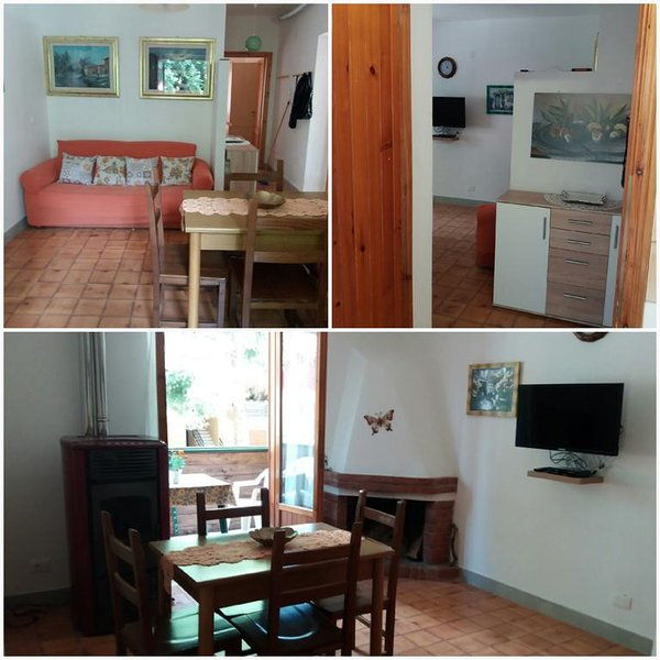Vacanze in Montagna: I due Pini, holiday rental in Caccuri