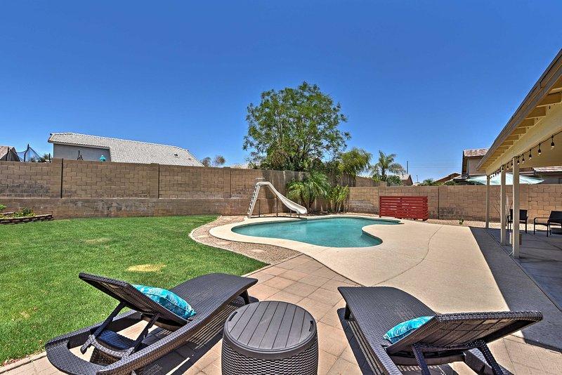 Arrumem as malas para Arizona e reservar esta bela casa de férias.