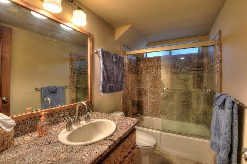 casa de banho segundo convidado