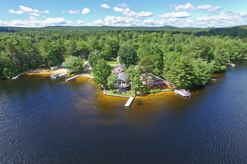 Pine River Pond is known for its all season recreation on and around the lake!