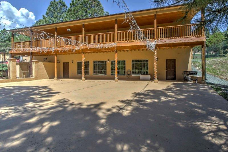 Pour l'escapade ultime du Nouveau-Mexique, réservez ce confortable condo de location de vacances!