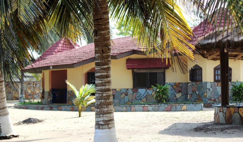 The Ayikoo Beach House, holiday rental in Central Region