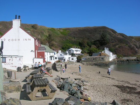 Just 1mile from the door is this gorgeous pub on the beach in the top 10 beach bars in the world!