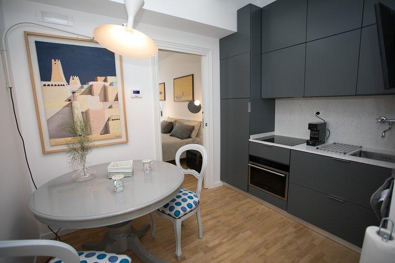 Heart Home Suites, Ferienwohnung in Tropea