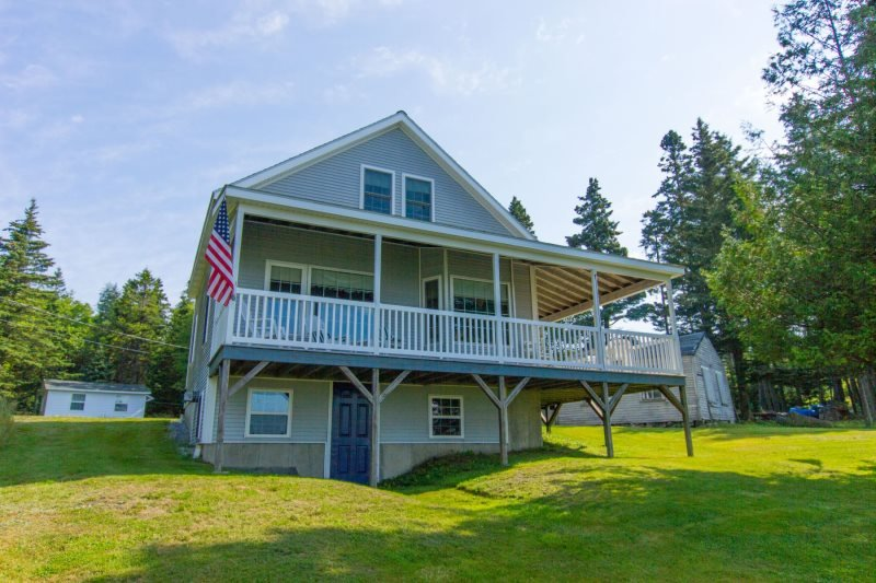 SAM'S COTTAGE - Stonington, holiday rental in Stonington
