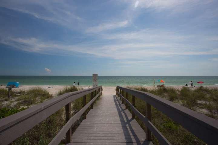 Sunset Beach Beach Access Just Steps Away
