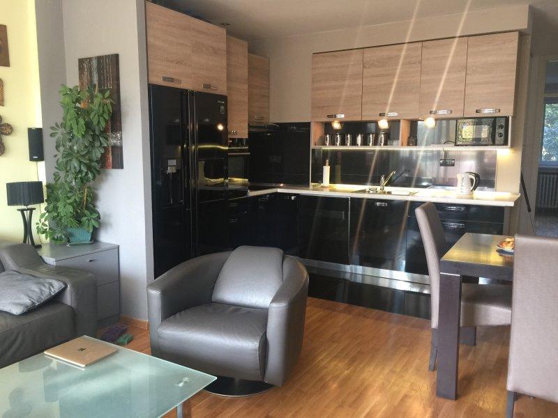 Apartment New Belgrade, vacation rental in Zemun