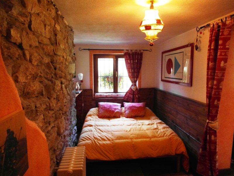 Chalet 'La Chiva'  Gaby Valle D'Aosta Monte Rosa, vacation rental in Rimasco