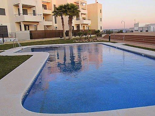 housing community pool