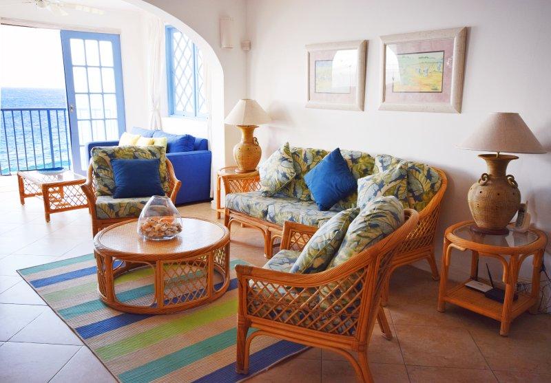 South Ocean 601 - Un espace salon supplémentaire pour se détendre