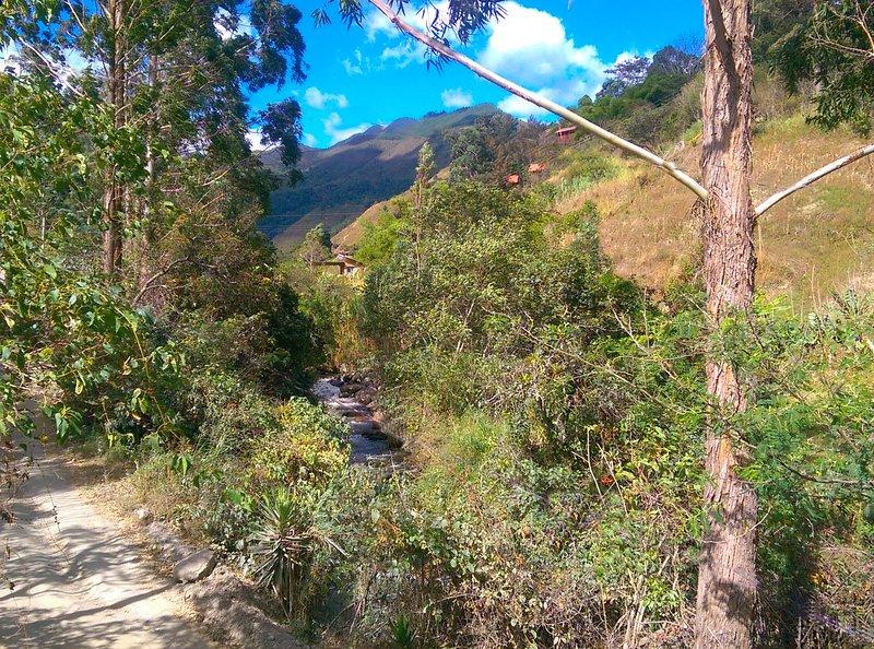 Cabañas Río Yambala - Vilcabamba