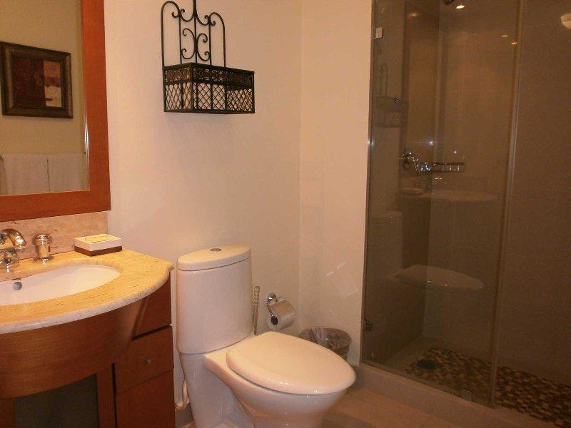 Second full bathroom in hallway