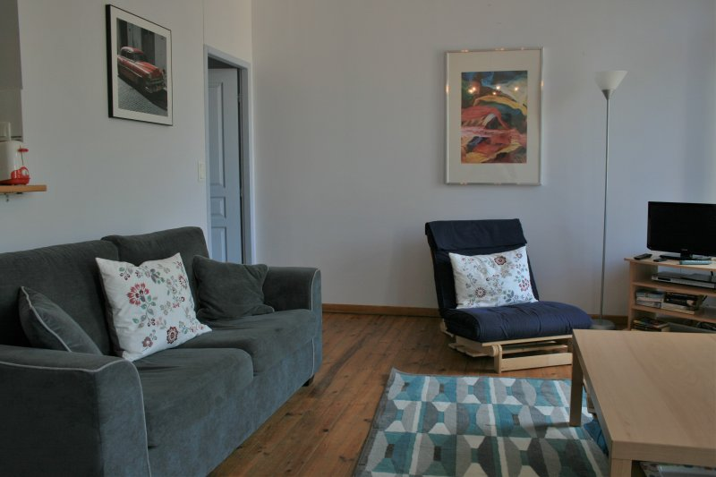 Beautiful, quiet appartment in Bagneres de Luchon, vacation rental in Bagneres-de-Luchon