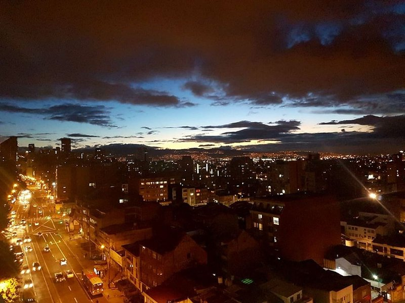 1BR Fabric of dreams | Best Location | Great view, holiday rental in Bogota