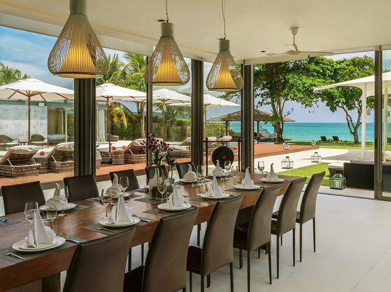 Villa Cielo - Stunning dinning area