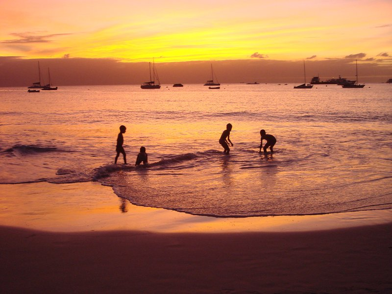 impresionantes puestas de sol para disfrutar