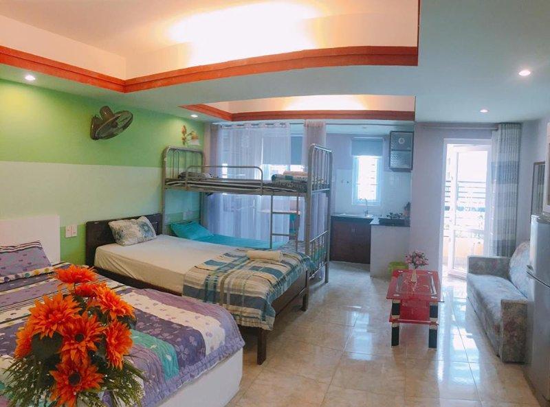 Stay Awhile Nha Trang hostel, alquiler vacacional en Nha Trang