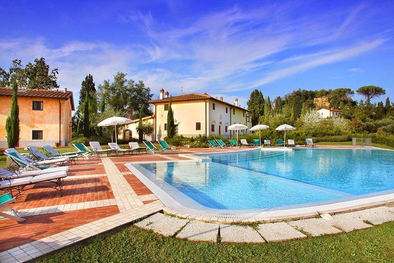 Villa Vignola, holiday rental in Montaione