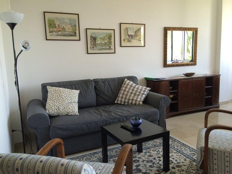 Casa Carozzi - ampio bilocale cozy, tranquillo e superaccessoriato, vicino Metro, location de vacances à Carpenzago